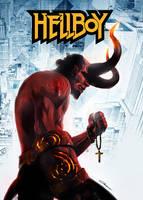 Hellboy2010 by gantian1988