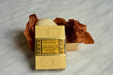 Egyptian soap by LilyAnnaJ