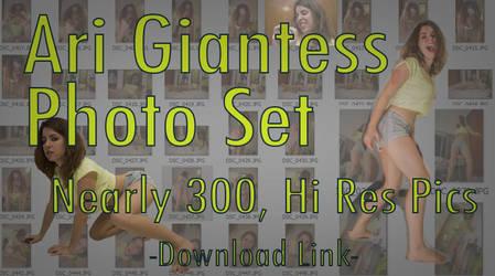 Ari Giantess Full Set by ureich