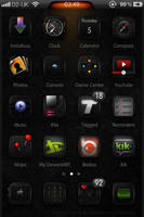 iPhone 4 New Theme Running on Phone wip 1 by NoobGamer75