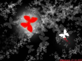 Butterflies by rosenkreuz