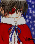 Merry christmas! by Kurokashi801