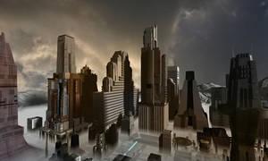Mega City V4 by sicklilmonky
