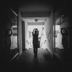 Schizophrenia by FurImmerUndEwig