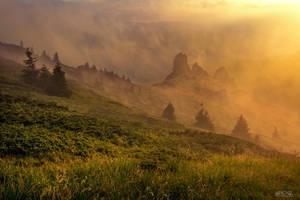 Evening time in Ciucas by trekking-triP