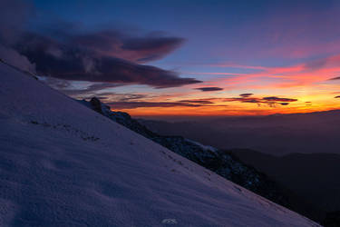 Closer to the clouds by trekking-triP