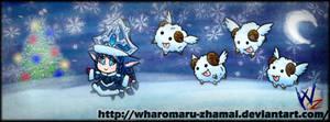 Winter Wonder Lulu by Wharomaru-Zhamal