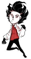 (001) - Don't Starve - Wilson by W3B-R