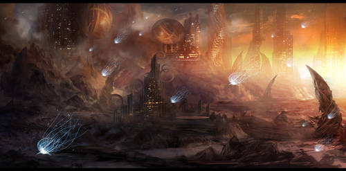 Invasion by Narandel