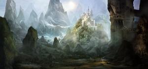 Castle Of Juno by Narandel