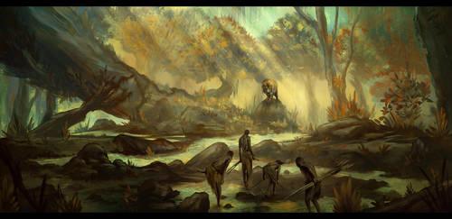 The Hunt by Narandel