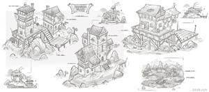 Treasure Island Building Concepts by Narandel