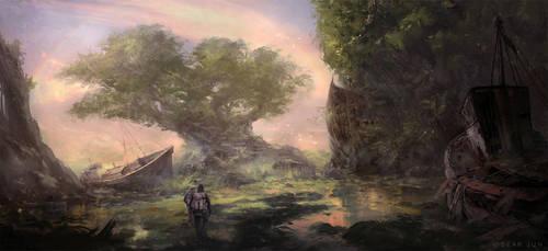 Explorers by Narandel