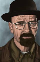 Heisenberg  by halwilliams