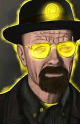 Sinestro Corp Heisenberg  by halwilliams