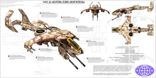 LAV-A ULTOR CLASS Information by spartani2