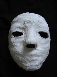 mask II by mimose-stock