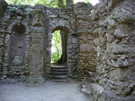 more ruins I by mimose-stock