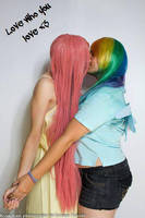 Love who you love by oilyraven