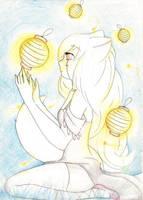 Fireflies by Eveuuh