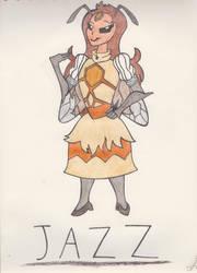 Jazz Honeydew by zebG