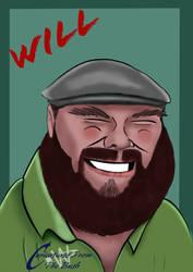 Fellow Artist Will Terrell by BushcraftOnFire