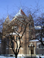 Cathedral of Szeged by Budmil
