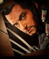 Wolverine by Divinor
