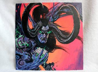 Illidan Stormrage by Divinor