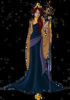 Greek Goddess: Hera by JadeAriel