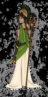 Greek Goddess: Athena by JadeAriel