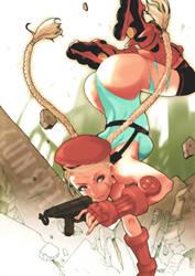 CannonSpike by okazuwa-shake
