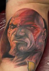 Kratos by graynd