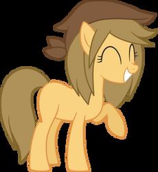 Molly Moppy .Pony Version. by shadcream4eva
