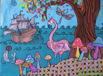 To the Sea by didi-spaghetti