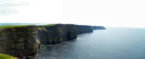 Cliffs of Moher in Ireland by Benik0