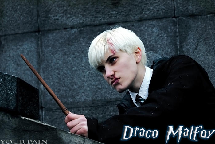 Draco - 'Harry Potter' by Your-Pain