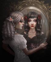 Mirror by DolceCaramella