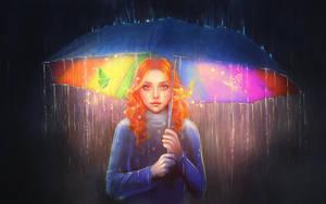 My rain by DolceCaramella