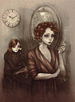 Mom... by DolceCaramella