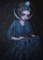 Notte Stellata by DolceCaramella