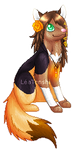 Pixel Leonova by LeaTenshi