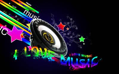 I Love Music by IgNiTe7