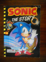 Sonic the Story by BoomSonic514