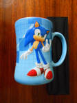 Sonic Spinball Mug (Picture 1) by BoomSonic514