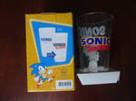 Sonic Cold Change Large Glass (Picture 2) by BoomSonic514