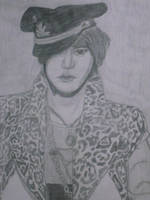 Kyuhyun from Super Junior by Orchid-Bud