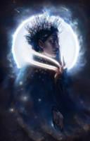 Varda, Queen of the Stars. by DymondStarr