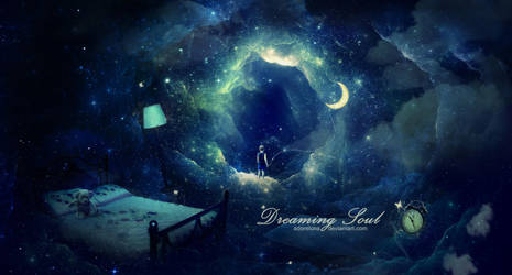 Dreaming Soul by adoreluna