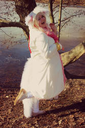 The Adorable Offer (PMMM: Kyubey) by KvartsiCosplay